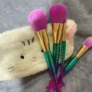 Tarte Limited Edition brush set